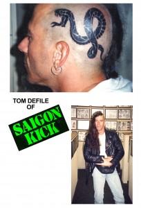 tom defile page